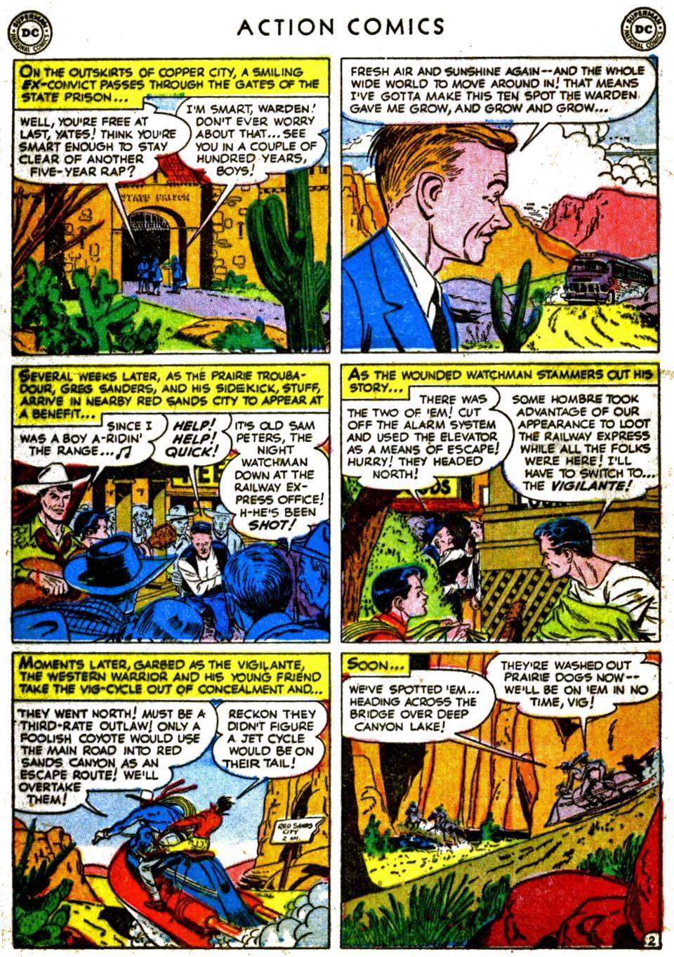 Action Comics (1938) 161 Page 39