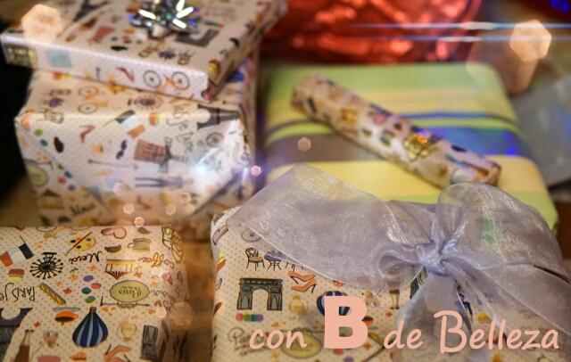 Paquetes regalos de Reyes