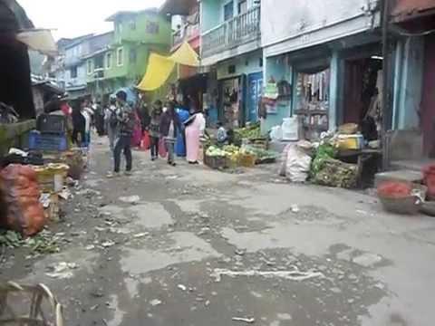 Pokhriabong Bazar Darjeeling