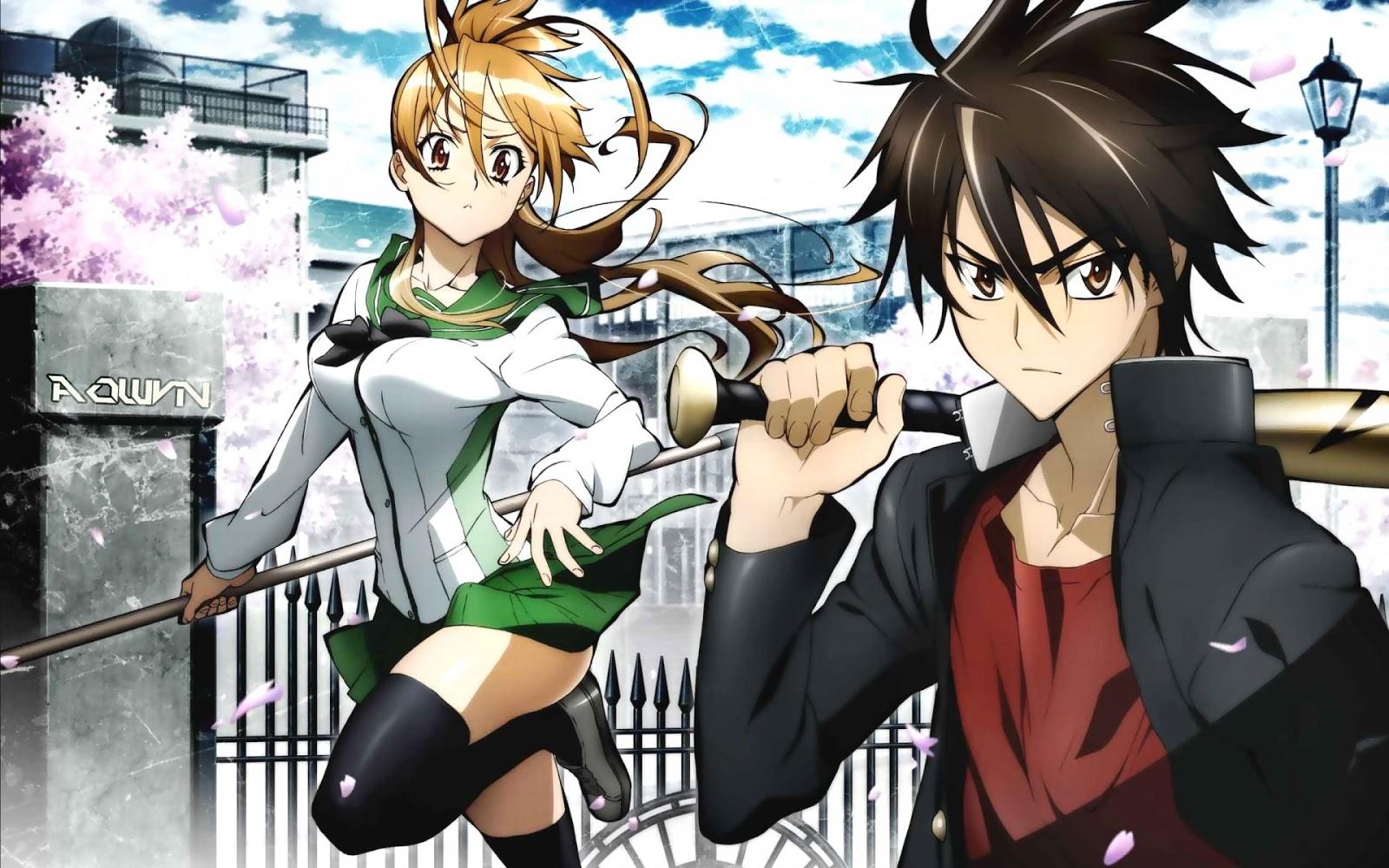 AowVN%2B%25281%2529 - [ Anime 3gp Mp4 ] Highschool of the Dead Bluray | Vietsub - cực cuốn