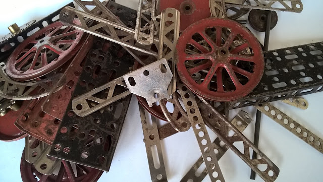 Image result for meccano set jumble