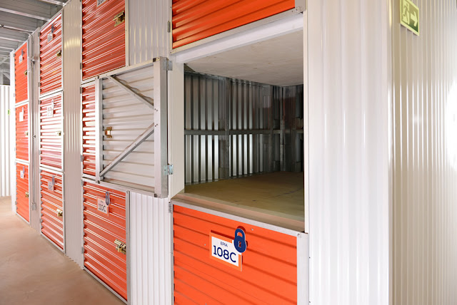 Self Storage: espaço extra na medida