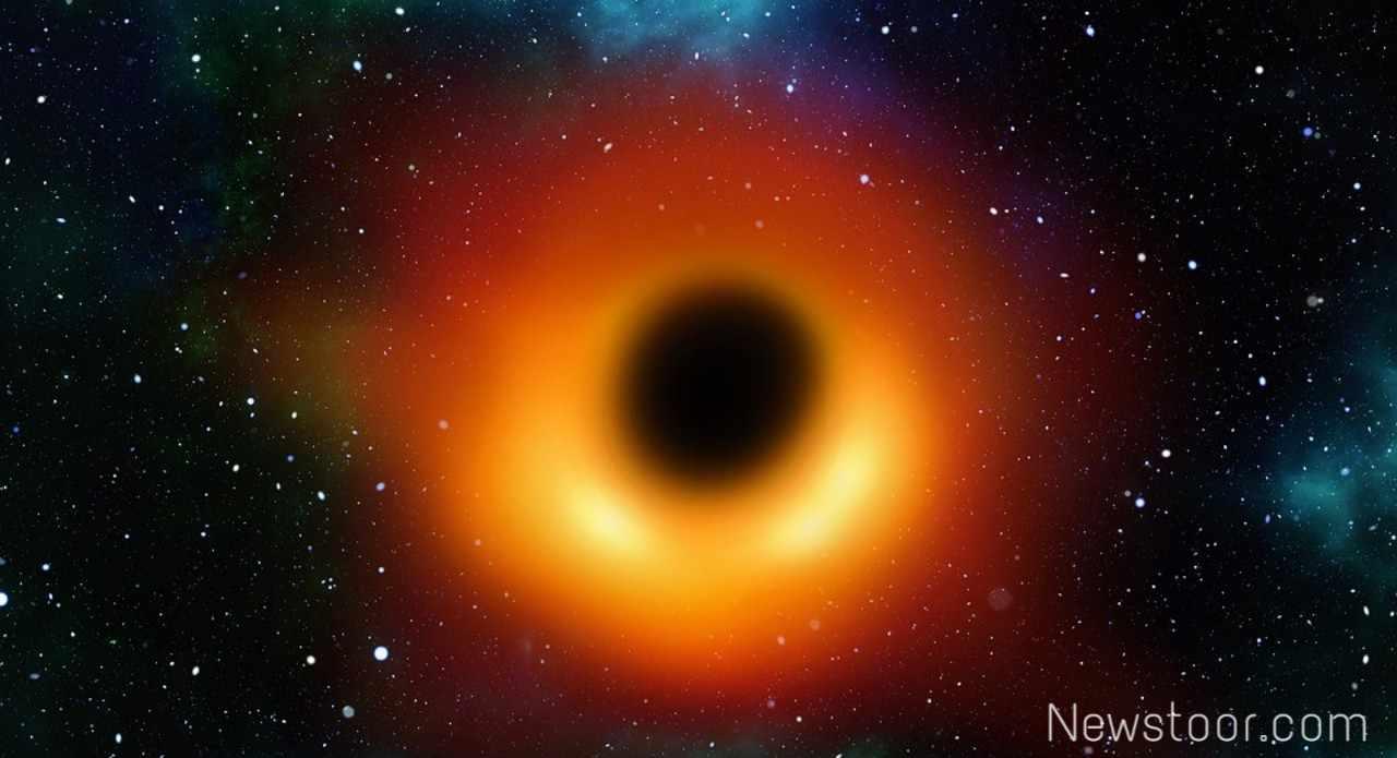 Black hole की first image हुई leak , यह सूरज से 600 अरब गुना बड़ा है