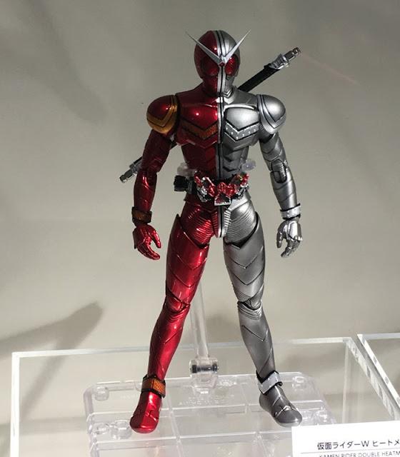 S.H.Figuarts Kamen Rider Double Heatmetal