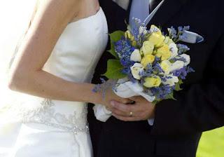 Rangkaian Bunga Untuk Pernikahan