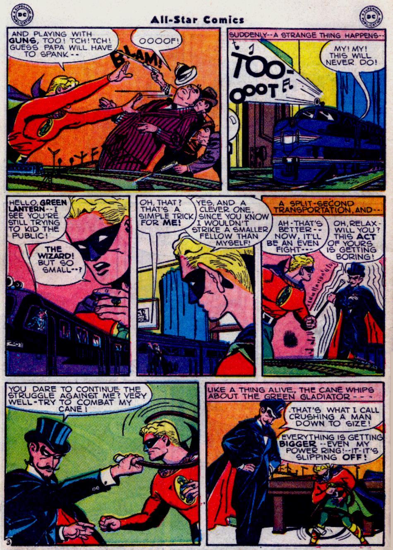 Read online All-Star Comics comic -  Issue #34 - 40