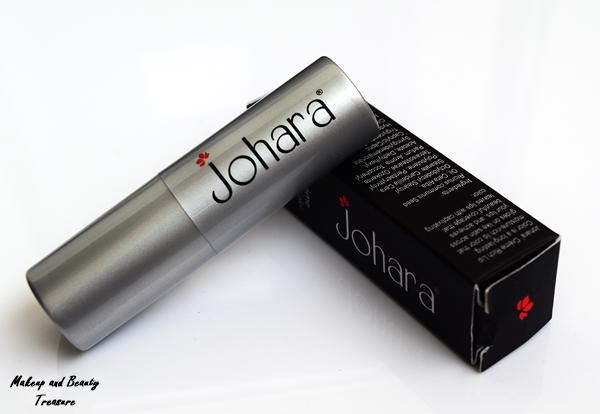 johara creme rich color lipstick review