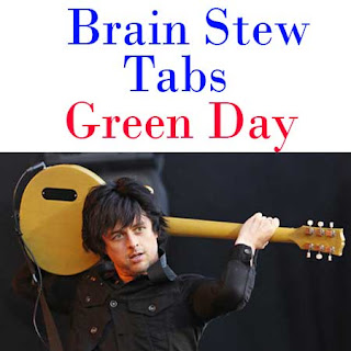Brain Stew Tabs Green Day. How To Play Brain Stew On Guitar Tabs & Sheet Online