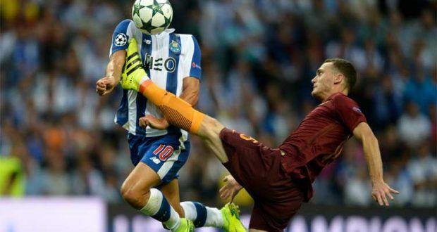 AS Roma vs FC Porto