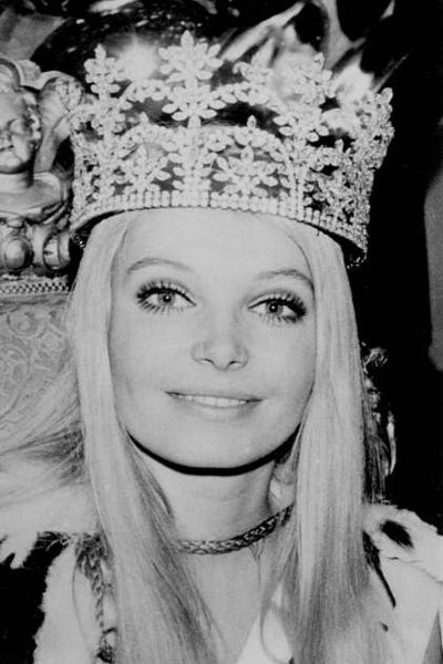 Miss World Of 1969 – Eva Rueber-Staier
