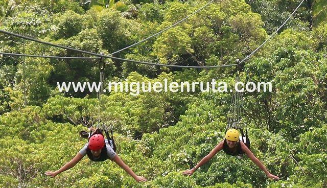 Zip-line-Filipinas
