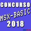 Concurso MSX-BASIC 2018