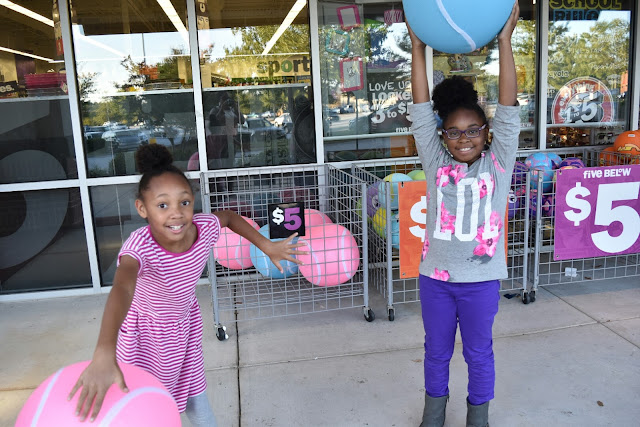 My Girls' Shopping Trip at Five Below #shop5B #ad @FiveBelow @SheSpeaksUp  via  www.productreviewmom.com