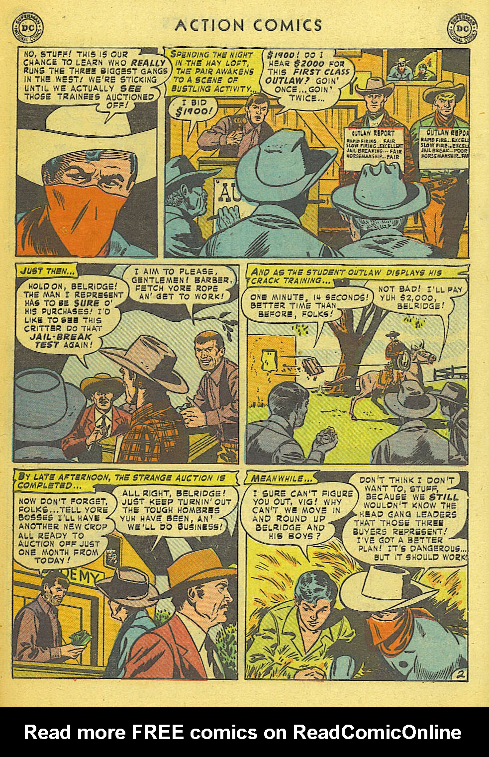 Read online Action Comics (1938) comic -  Issue #168 - 28