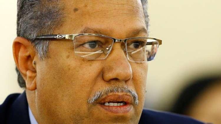 بن دغر يزف بشرى ساره للشعب اليمني