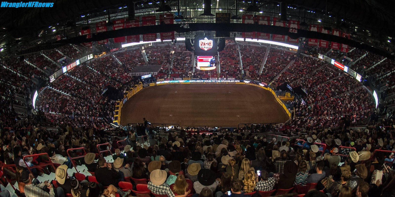 Full Schedule Of Events For The Wrangler National Finals