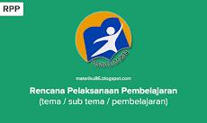 RPP Kelas 6 Tema 1 Kurikulum 2013 Revisi 2018 (Subtema & Pembelajaran)