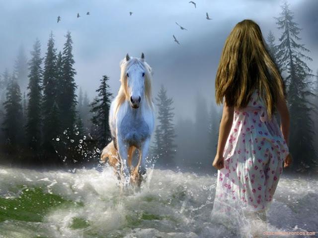 Narrativa sobre caballos