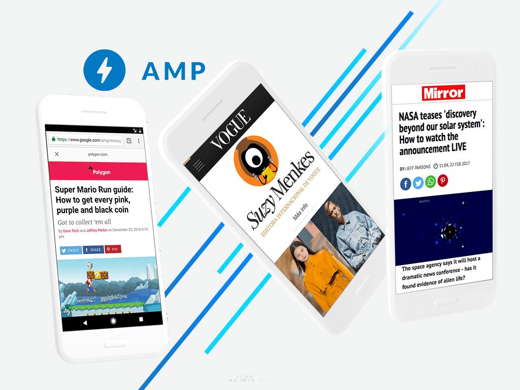 Template Blogspot AMP