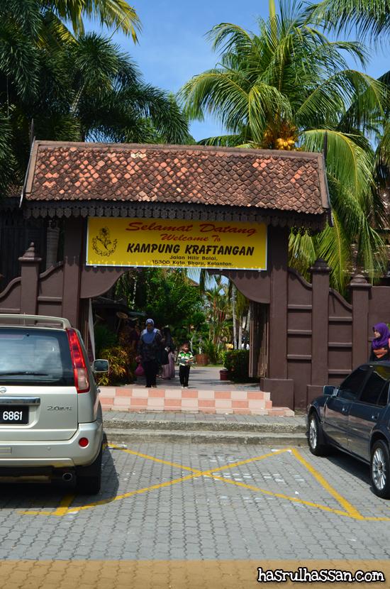 Kampung Kraftangan Kota Bharu