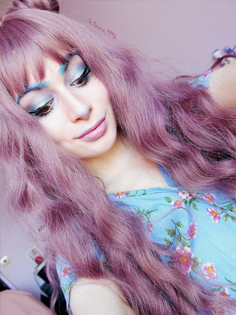 Aquawoman Makeup Inspration Blog de la Licorne