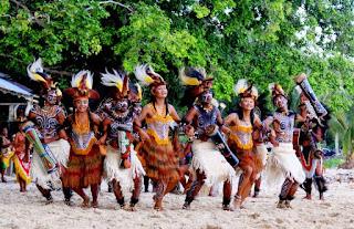 Tari Selamat Datang Tarian Tradisional Dari Papua