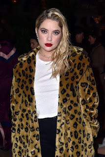 Ashley Benson At Juicy Couture Presentation At New York Fashion Week