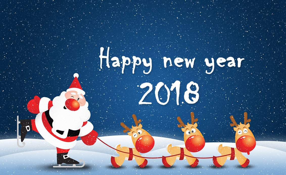 Happy new year 2018 greetings free new year greeting cards ecards happy new year 2018 greetings m4hsunfo