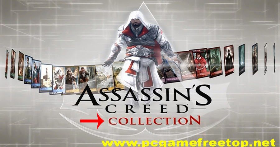 All Assassin's Creed Games Collection - List Download ...