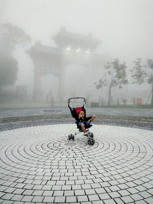 stroller-untuk-travelling