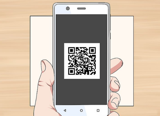 Cara Scan Kode QR di Android atau iPhone