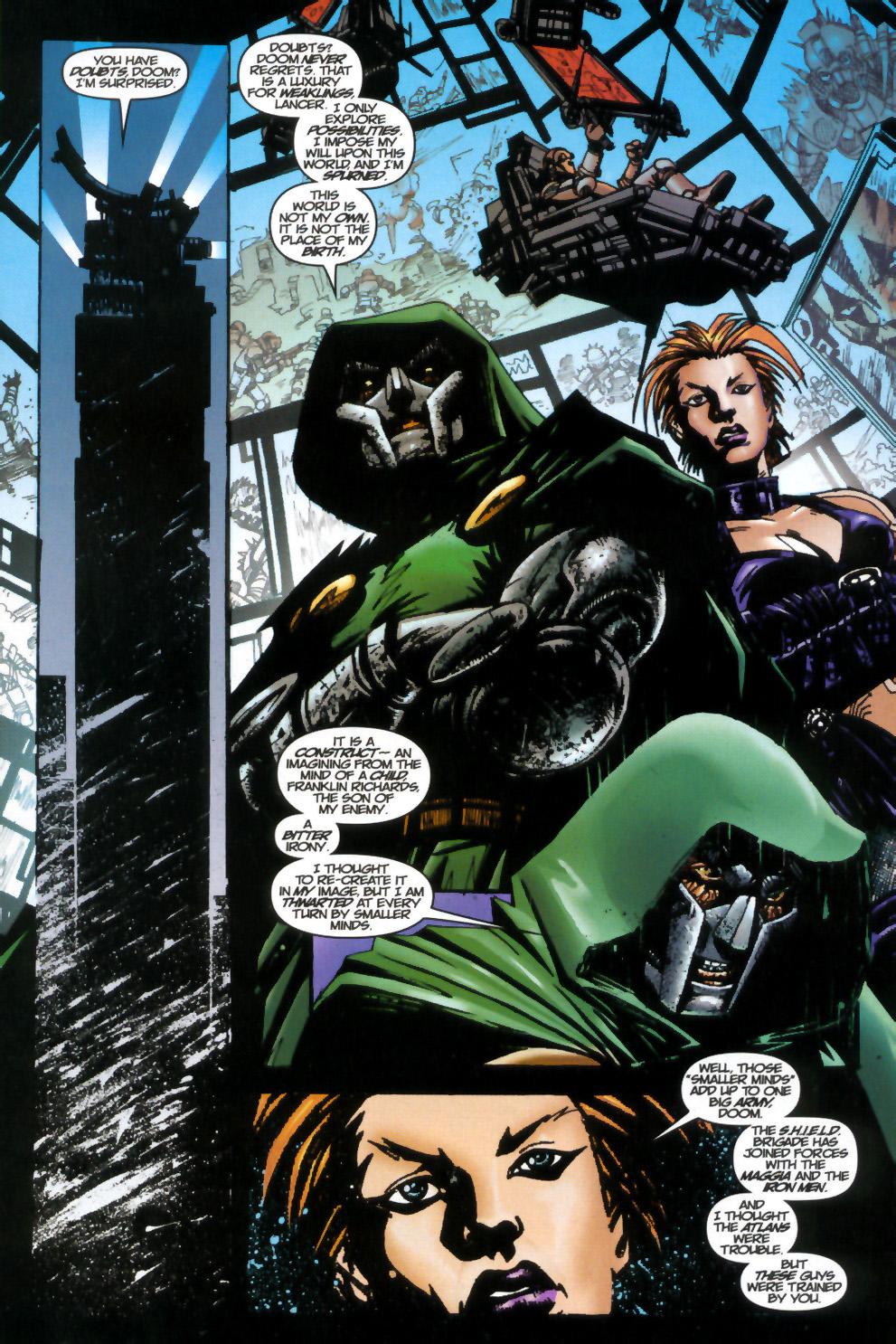 Read online Doom: The Emperor Returns comic -  Issue #2 - 4