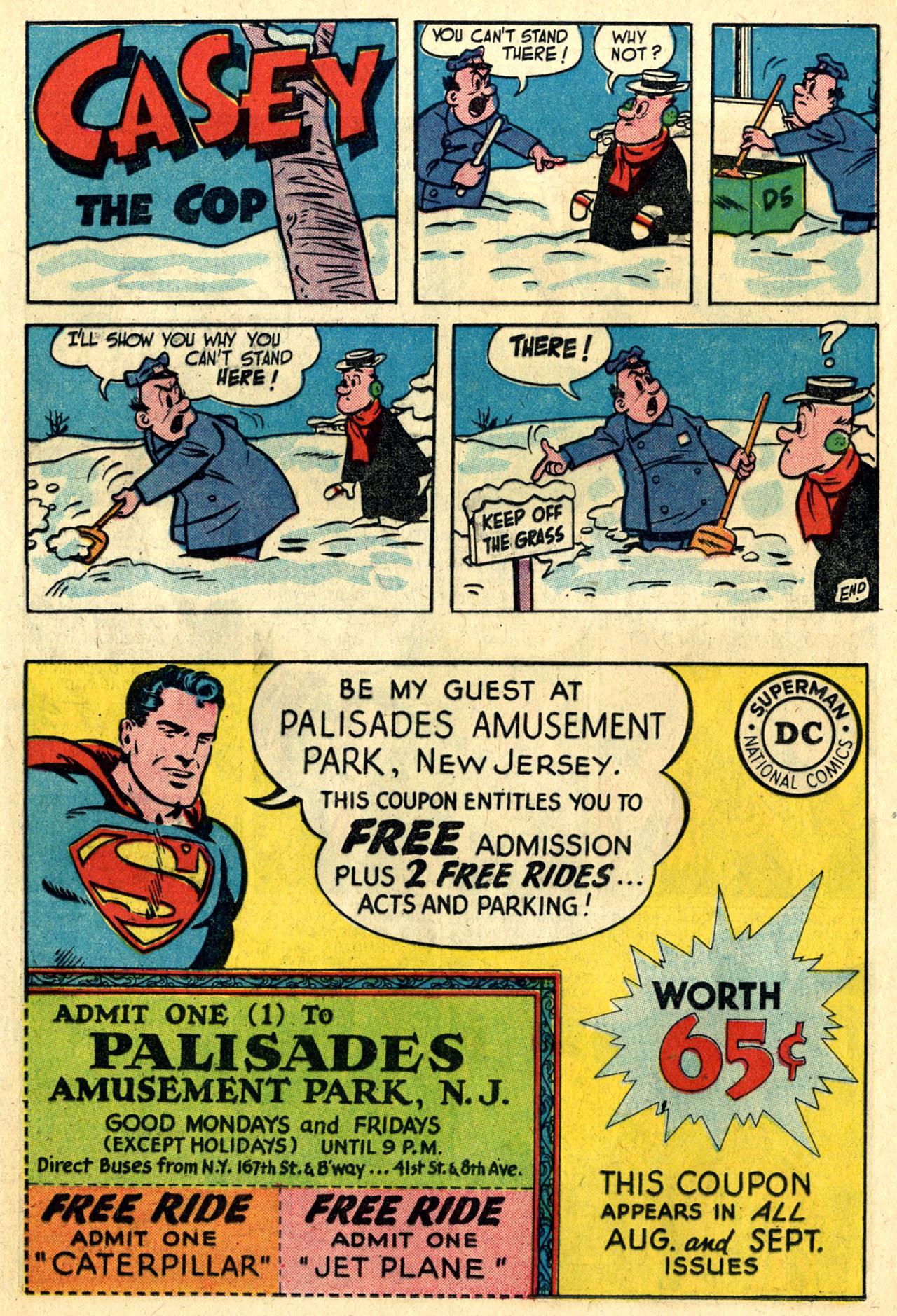 Read online Detective Comics (1937) comic -  Issue #258 - 24