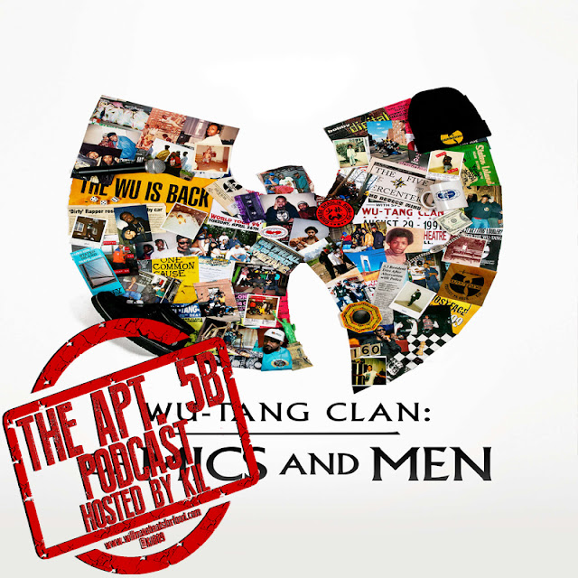 Apt. 5B Podcast Hosted by Kil: How Many Mics Does Wu Tang of Mic & Men Get?
