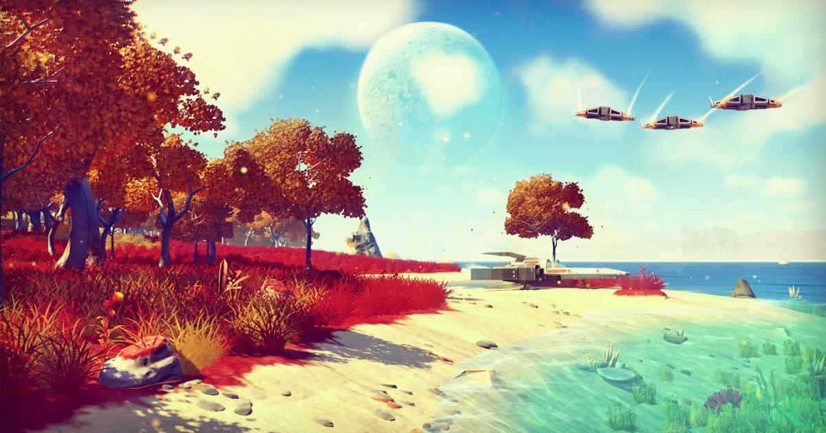 [Análisis] No Man's Sky: el sueño de los aventureros espaciales (PS4)