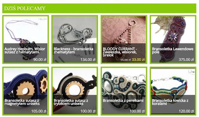 unikatowa biżuteria www.cottonara.pl