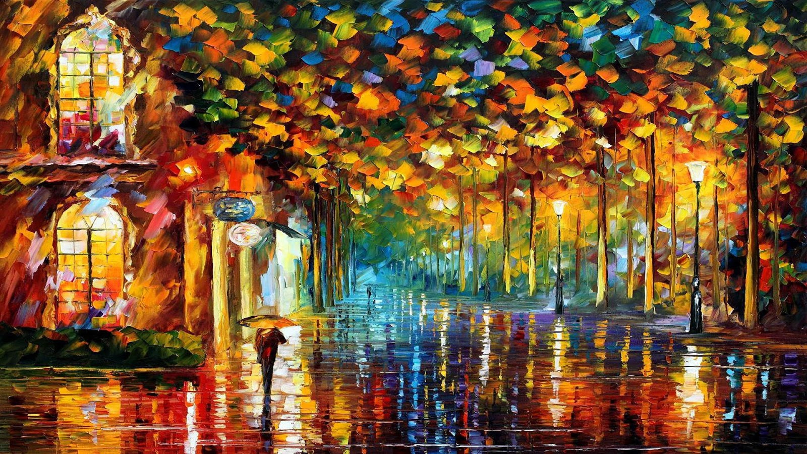 Free Download HD Wallpapers: Best Painting HD Wallpapers