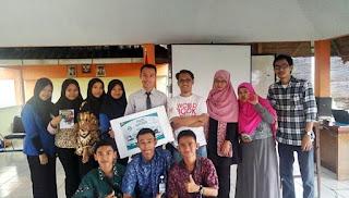 World Book Day di SMK Wikrama Bogor
