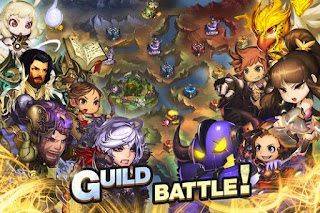Download Game Super Villain War: Lost Heroes v1.2.1 Mod APK