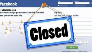 5 Kerugian ini Akan Terjadi Bila Facebook di Blokir