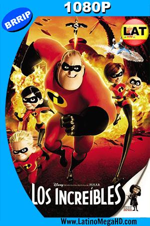 Los Increíbles (2004) Latino HD 1080P ()