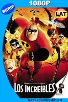 Los Increíbles (2004) Latino HD 1080P - 2004