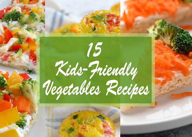 Dishes with simple ingredients and good nutrition to boost your kid's health.
