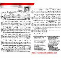 Lirik-Lagu-Wajib-Nasional-Indonesia-Raya-Berkumandang