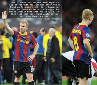 Paul Scholes: True Red Devil