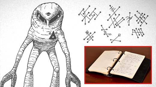 Diario perdido de científico arroja luz sobre los alienígenas y el enigma OVNI