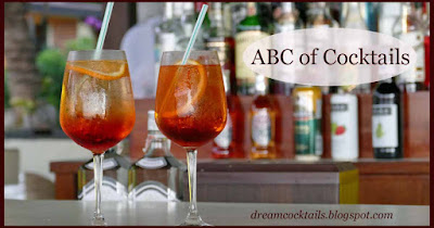 ABC of cocktails