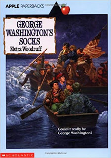 George Washington's Socks is the perfect book to align with your social studies unit on Colonial America or the American Revolution