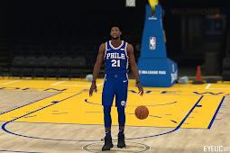 NBA 2K19 - Joel Embiid Cyberface + Body Update by JH13000