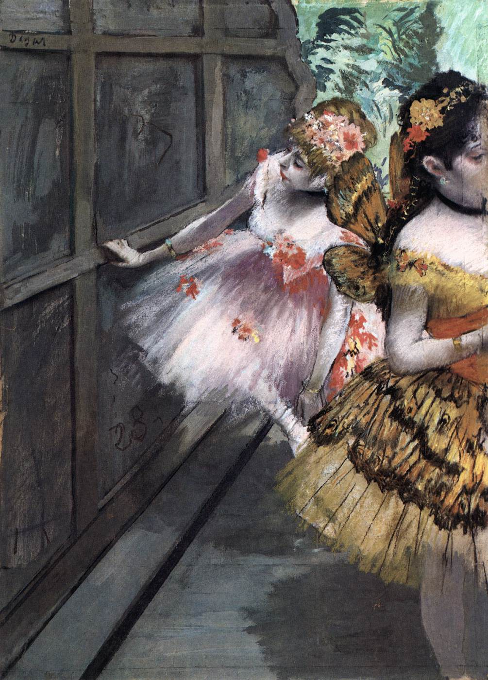 degas dancers essay Degas and the ballet: picturing movement – review royal academy, london laura cumming why, monsieur, do you always do ballet dancers degas flashed back.